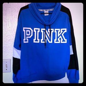 Pink Victoria's Secret sweater